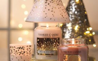 Yankee Candle à la Jardinerie des 2 Vallées