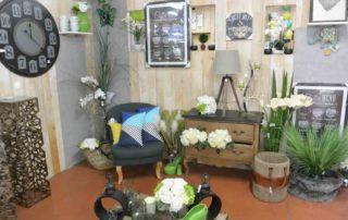 La boutique décoration cadeaux de la jardinerie des 2 vallées